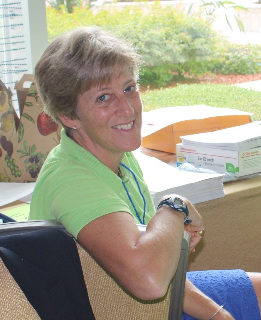 Caroline Bolick - Registration Director