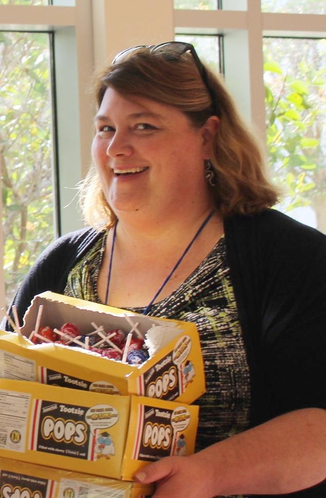 Jennifer Yawson, M.A. <br> Secretary