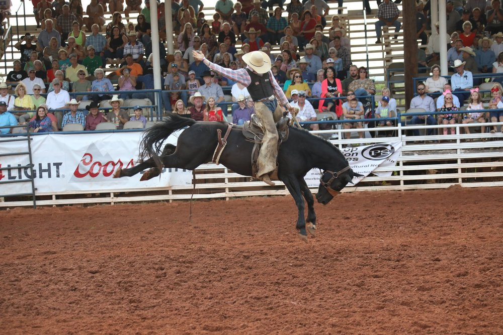 Photo: Texas Cowboy Rodeo