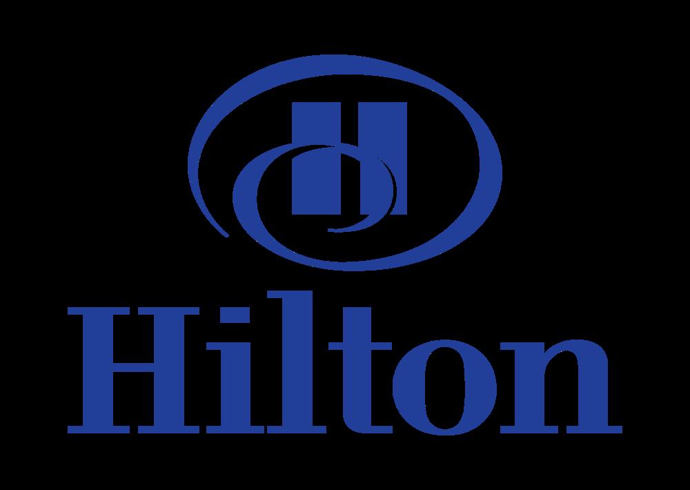 (Hilton logo)