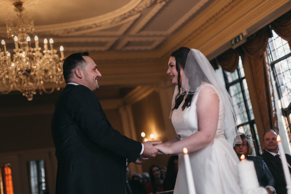 Victoria & Chris - Aldwark Manor | Wedding