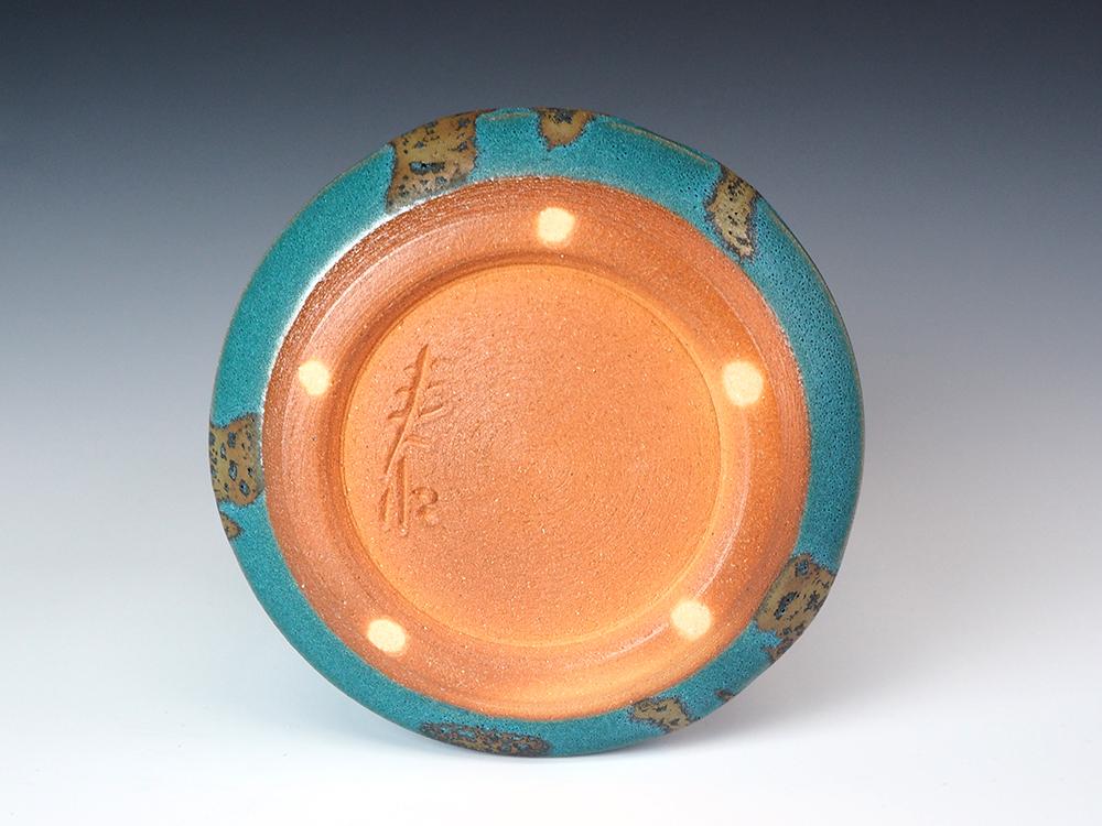 MORINO Taimei Blue Small Vase4.jpg