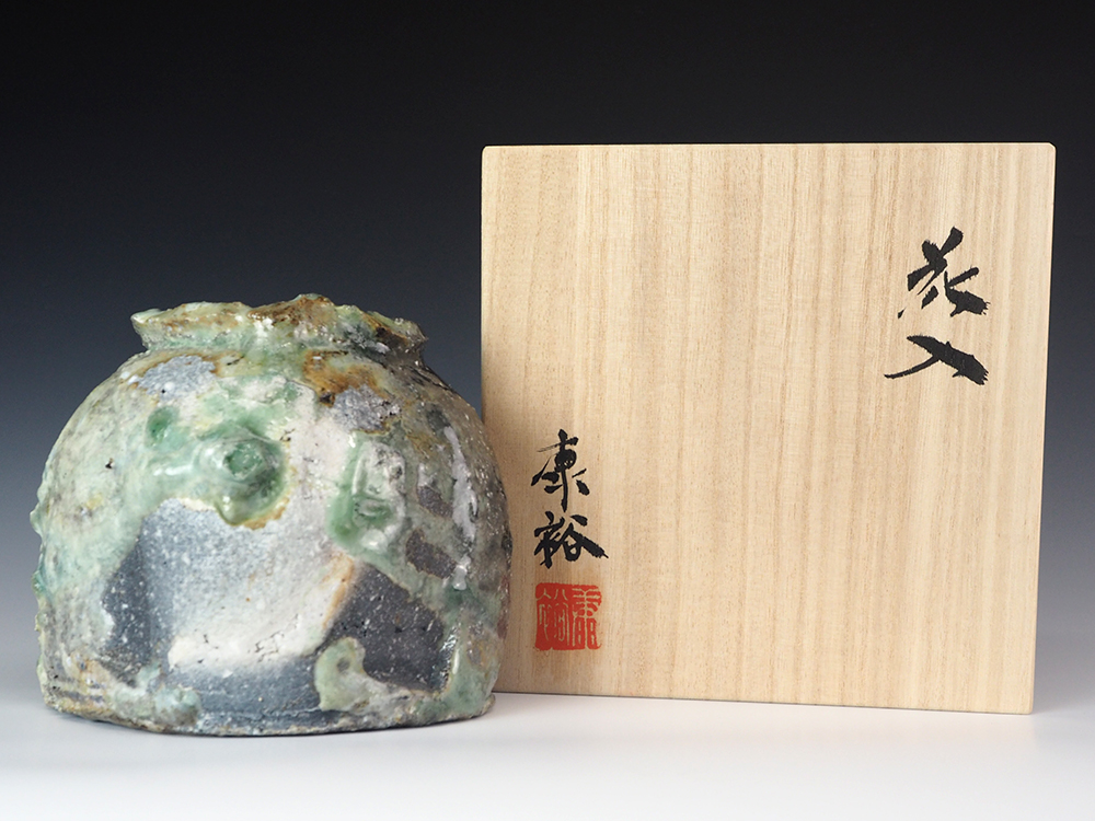 KOHARA Yasuhiro Flower Vase5.jpg