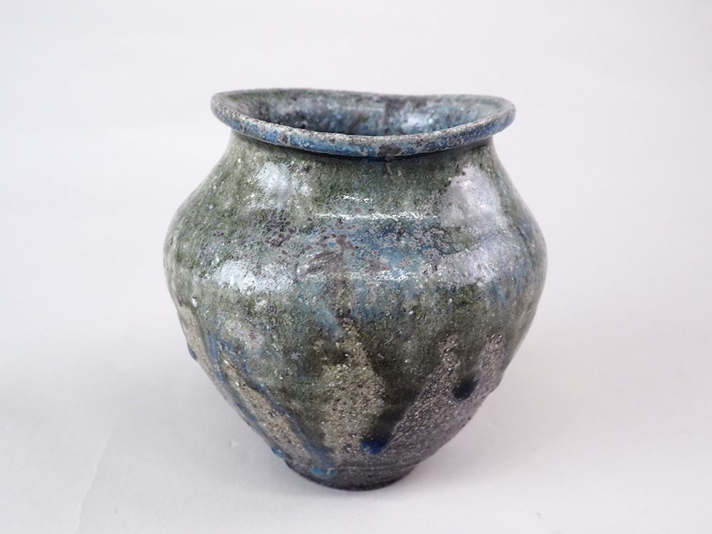 TAKEUCHI Komei Small Jar1.jpg