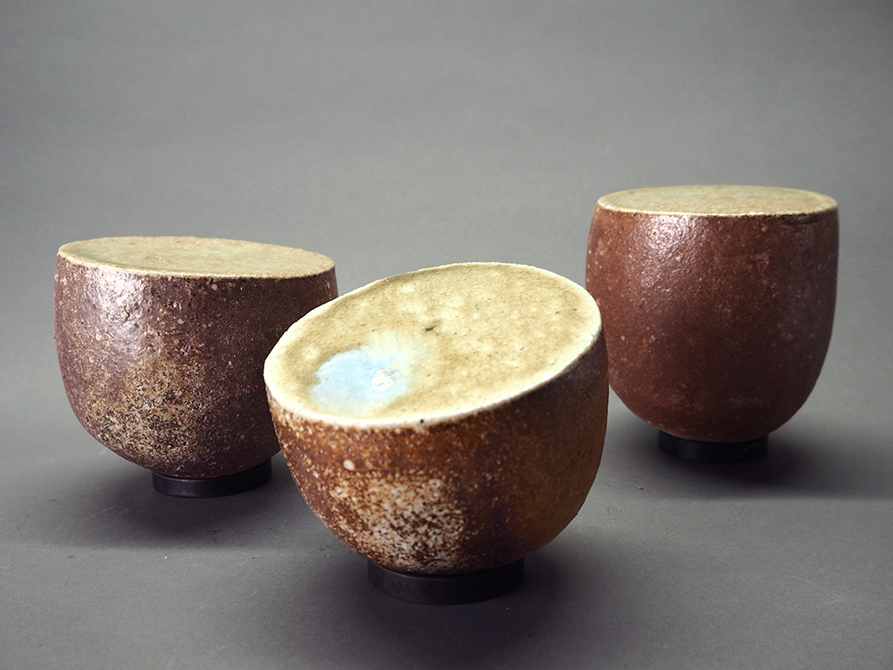SASAYAMA Tadayasu Bowl Form and Tea Bowl 2.jpg