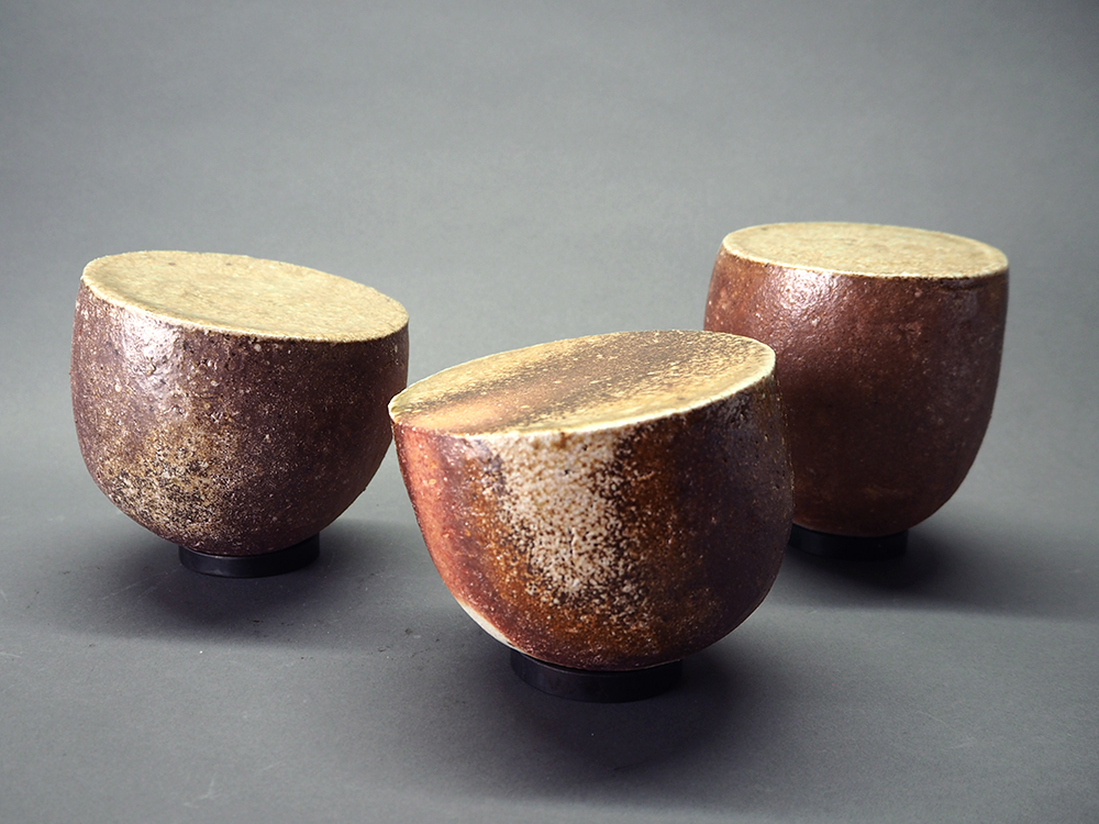 SASAYAMA Tadayasu Bowl Form and Tea Bowl 1.jpg