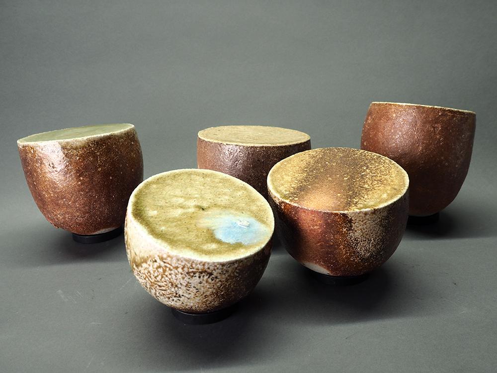 SASAYAMA Tadayasu Bowl Form and Tea Bowl 3.jpg