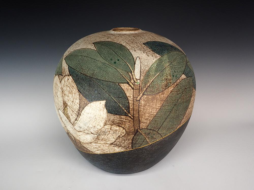 ITO Motohiko Magnolia Jar2.jpg