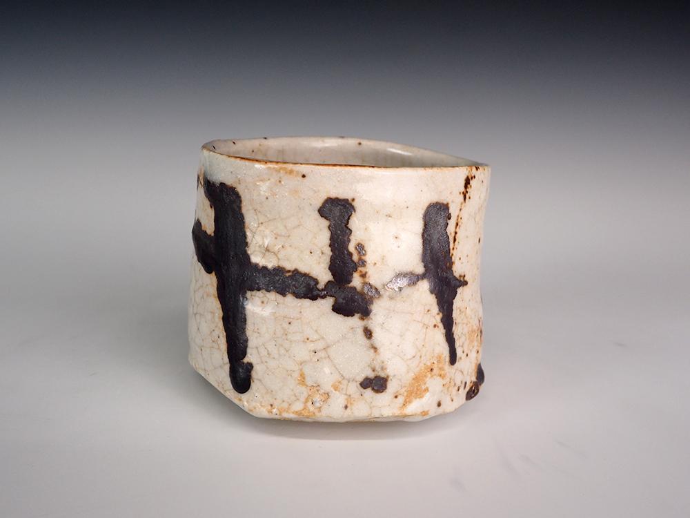 TSUJIMURA Shiro Eshino Tea Bowl1.jpg