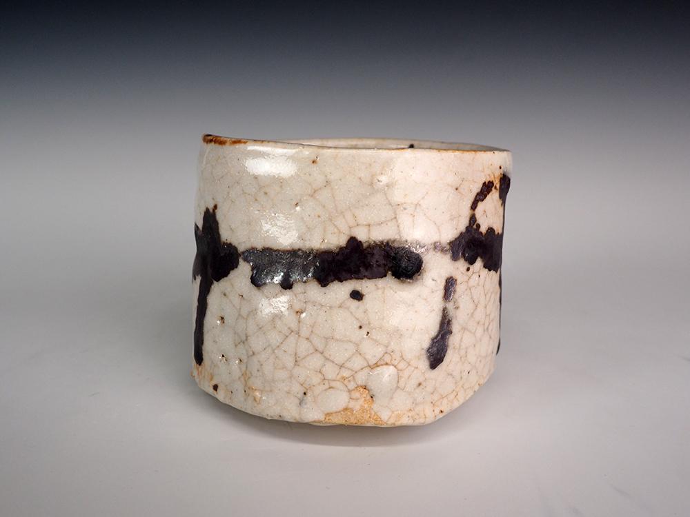 TSUJIMURA Shiro Eshino Tea Bowl2.jpg