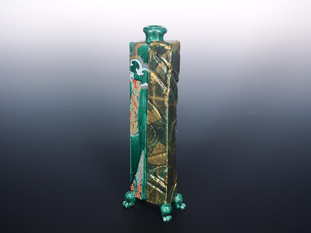 NAKAMURA Takuo Green Vase 1.jpg