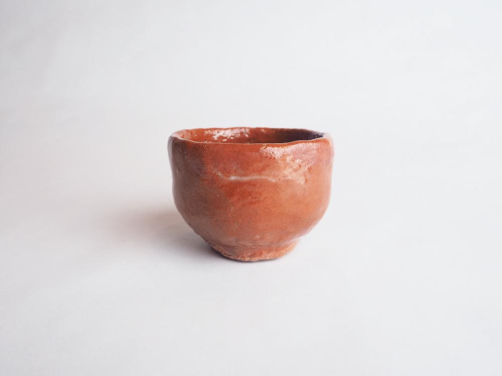 TSUDA Tomoko Red Sake Cup2.jpg
