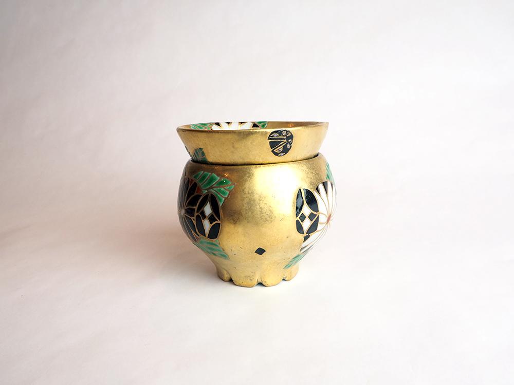 UEBA Kasumi | Poppy Gold Skul Chiller