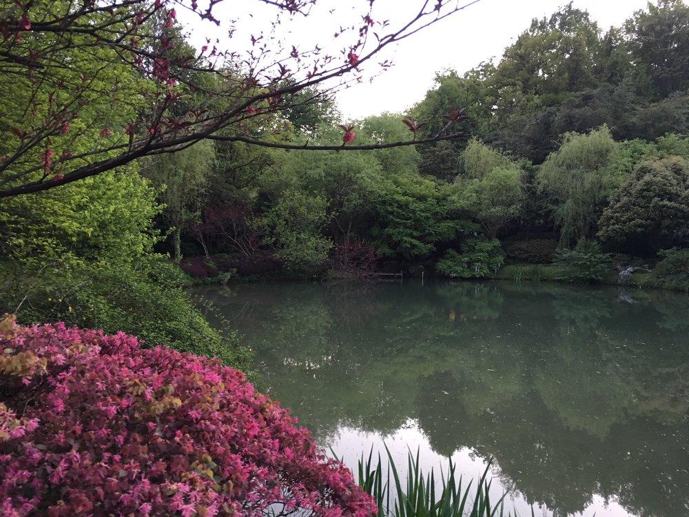 Guo Garden next to West lake