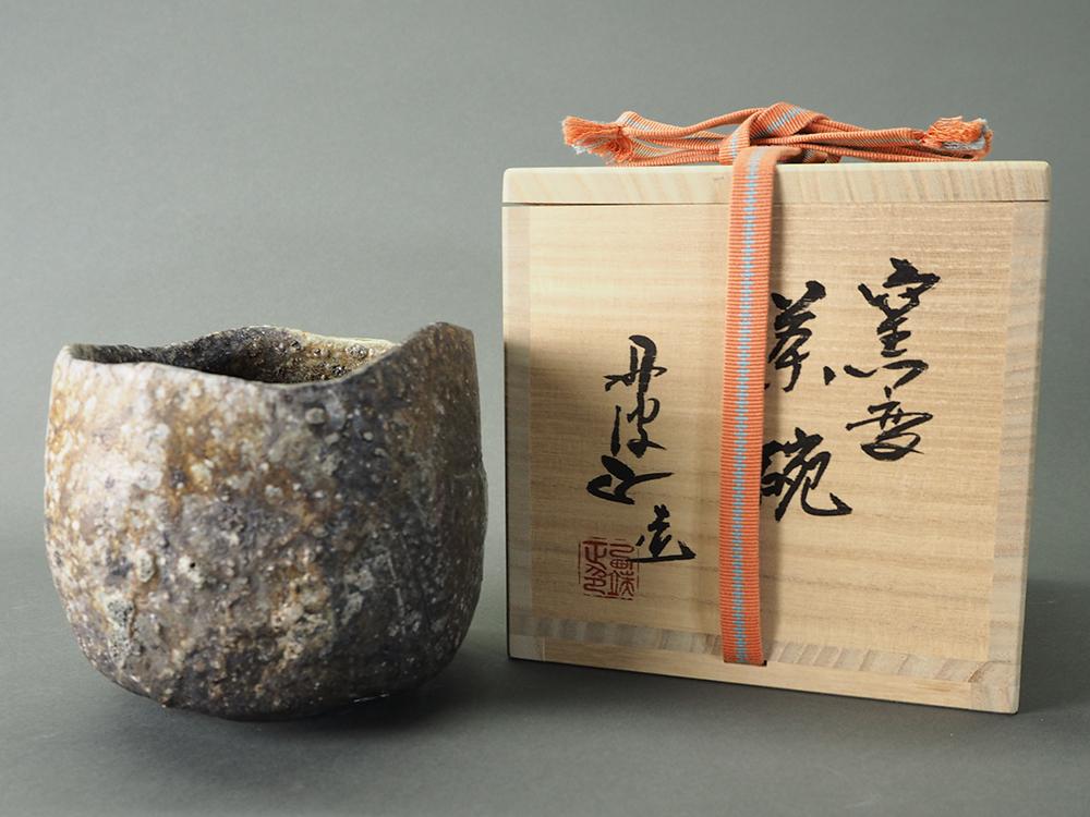 NISHIHATA Tadashi Tea Bowl Yohen 5.jpg