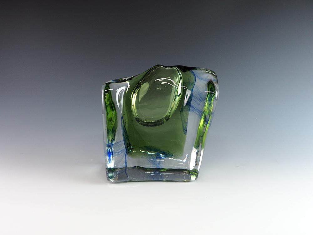 YONEHARA Shinji Glass Vase %22hyoukai%22 1.jpg