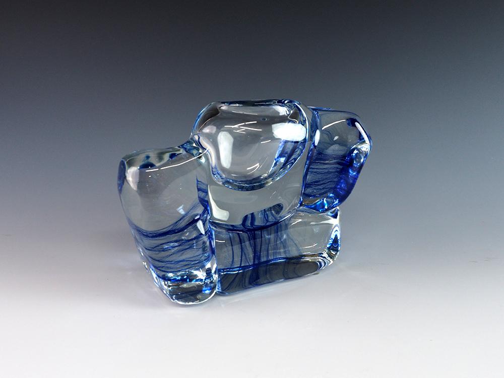 YONEHARA Shinji Glass Vase %22hyoukai2%22 3.jpg