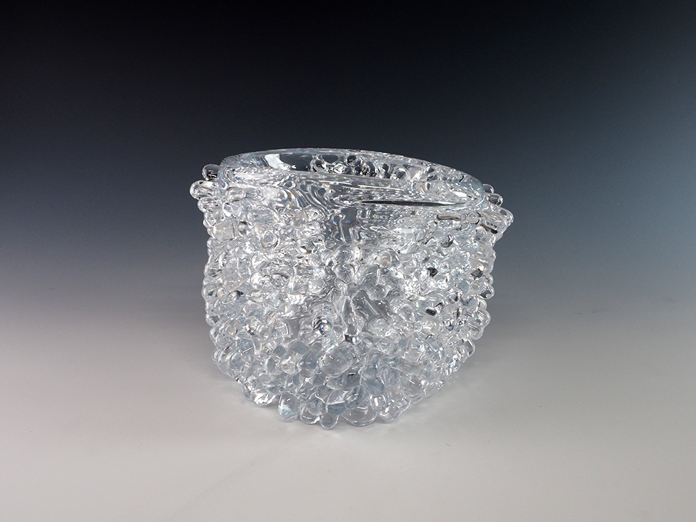 YONEHARA Shinji Glass Vase %22hikarinoutuwa%22 1.jpg