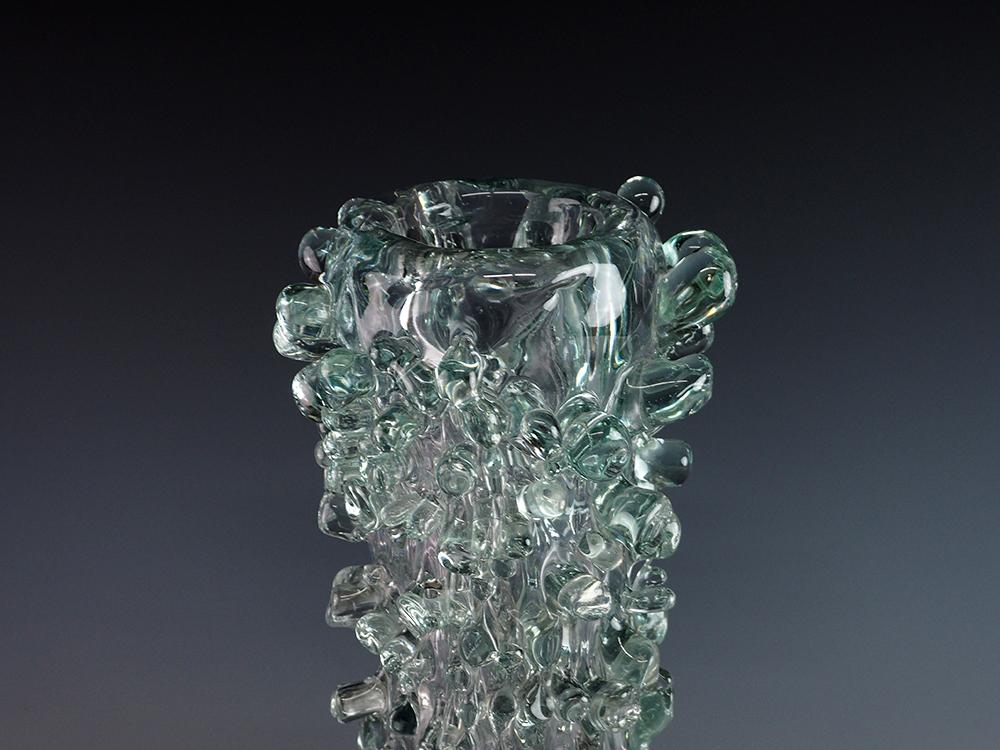 YONEHARA Shinji  Glass Vase %22hikarinoki40%22 3.jpg