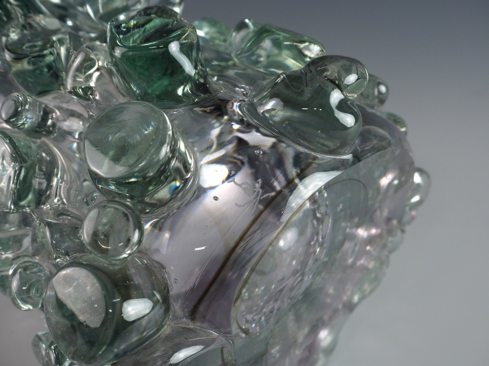 YONEHARA Shinji  Glass Vase %22hikarinoki40%22 6.jpg