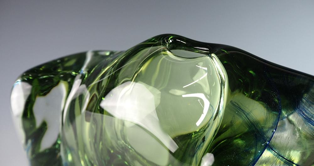 YONEHARA Shinji Glass Vase %22hyoukai%22 5.jpg