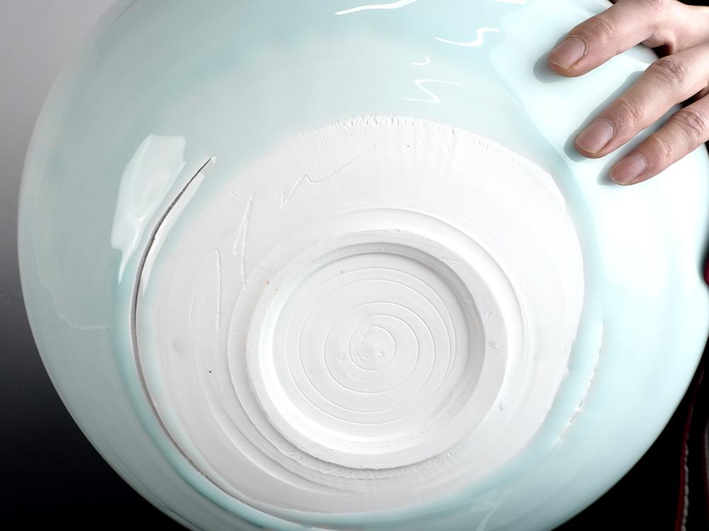 KATO Tsubusa Porcelain Sculpture %22Tokoro-Moon%22 No.9-3.jpg