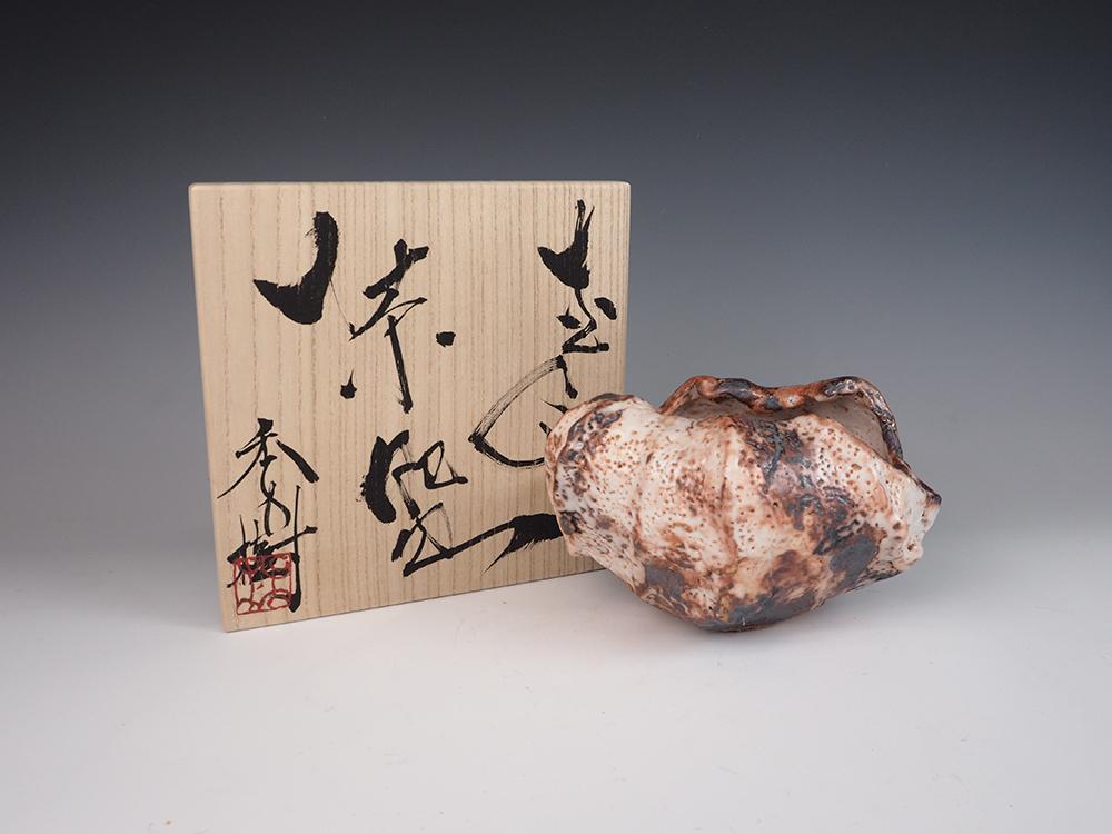 GOTO Hideki Shino Tea Bowl No.8-5.jpg