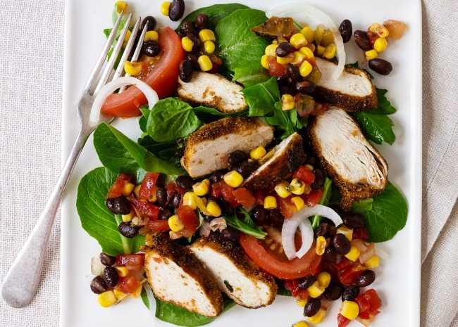 * Photo credit http://dish.allrecipes.com/main-dish-summer-salads-under-400-calories/