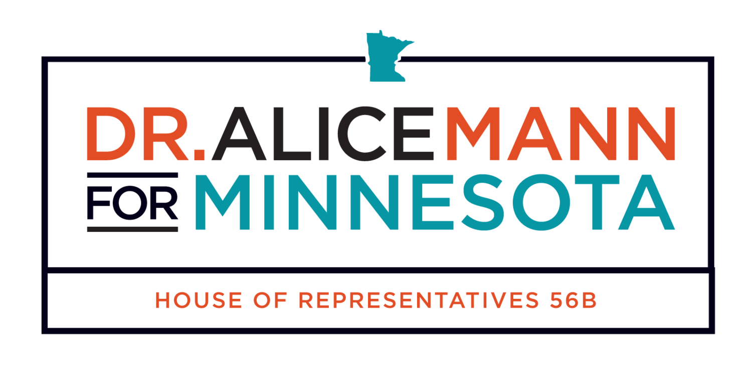 Dr. Alice Mann for MN House