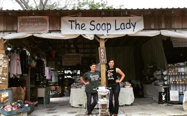2 Days left!!! Come see us in Warrenton! #bootsaremyroots #thesoaplady