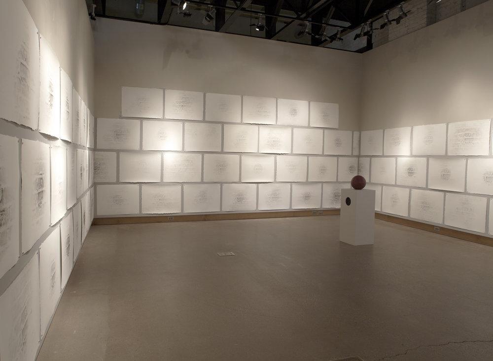 Beat   Renaissance Gallery, North Dakota State University  2010