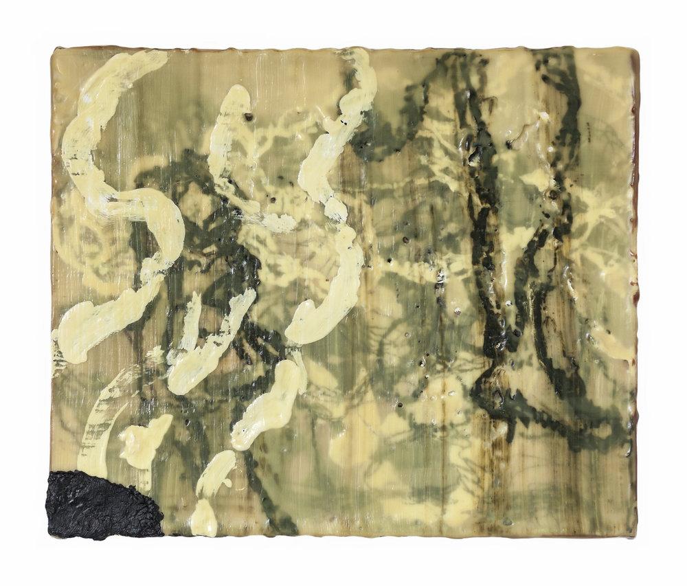 Randal-Arvilla-Figure-Triptych-1-Encaustic-Panel-III