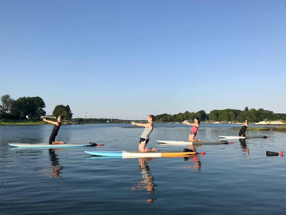 Paddle Board Barre NewHampshire