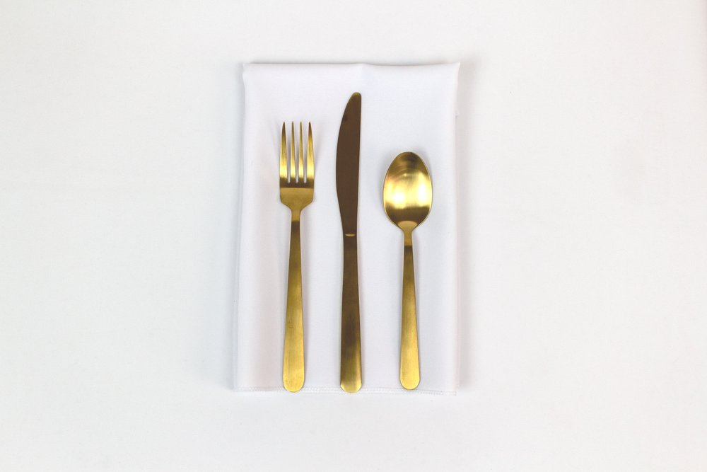 White Napkin with Gold Stemware.jpg