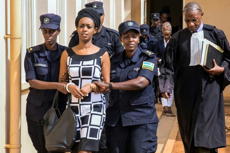 Free Ms. Diane Rwigara - Rwanda's leadership and the Myth of Women's Empowerment