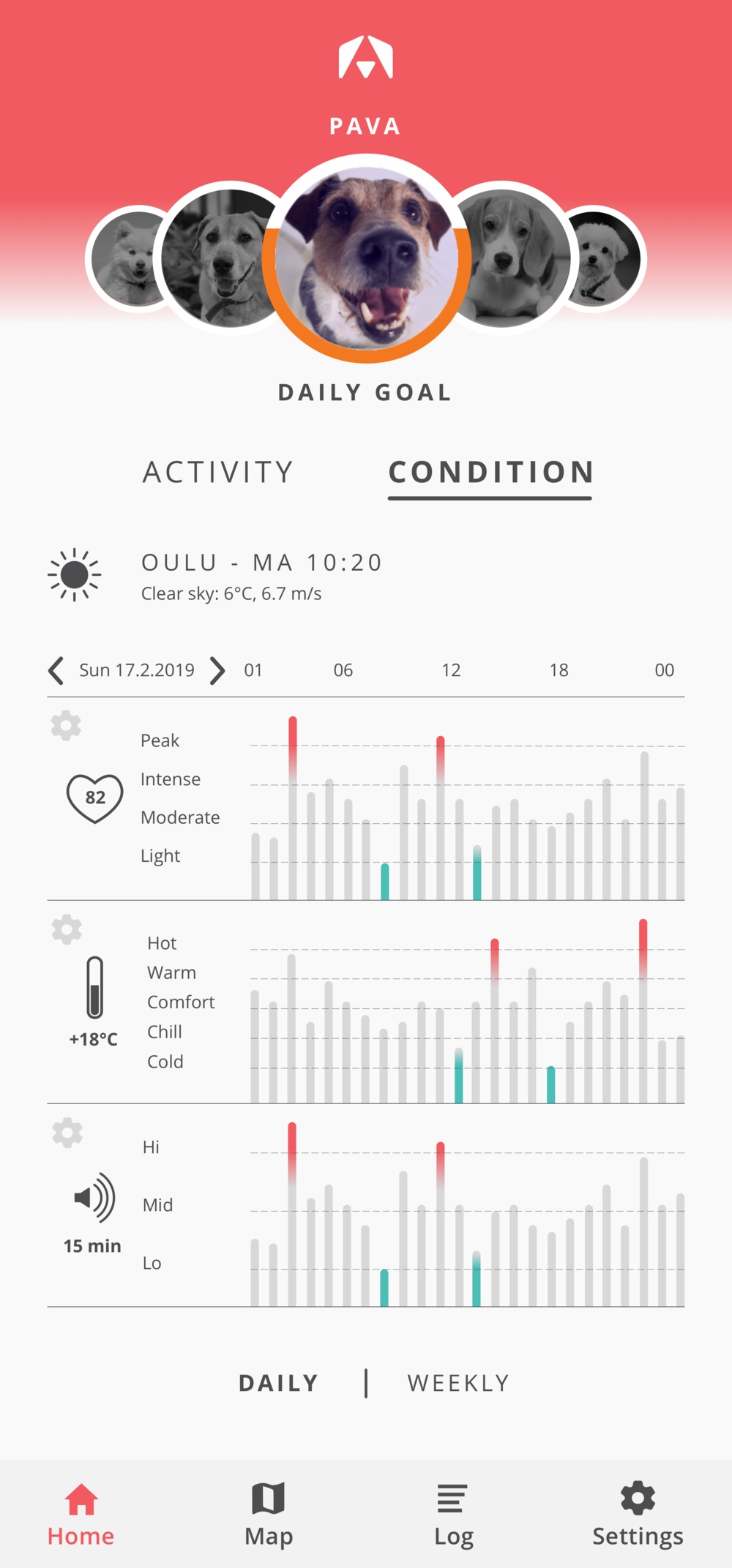 Anaxeos App - HOME - Daily.png