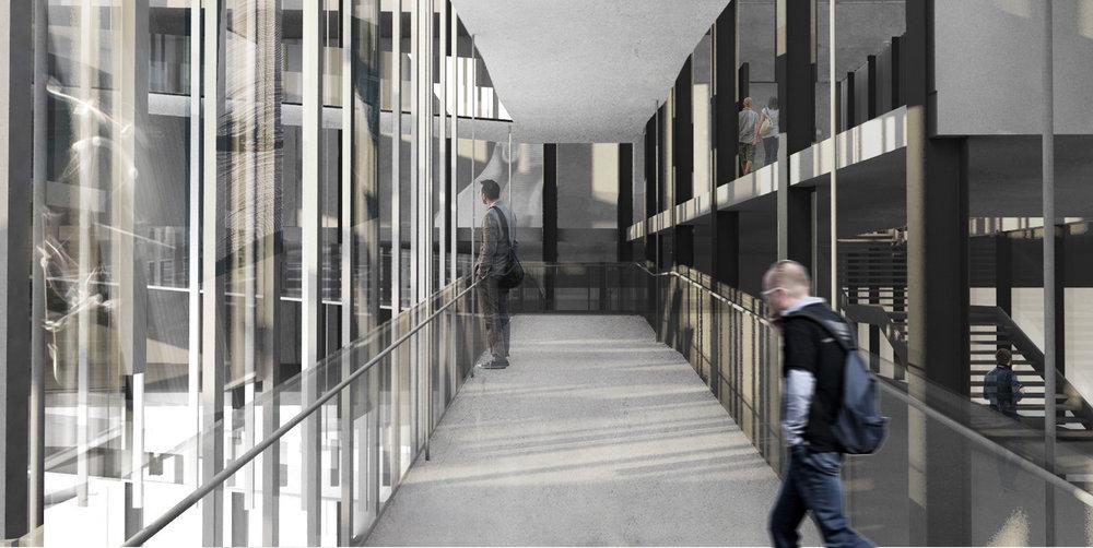 Urban Incubator - architecture studioSpring 2017