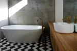 How to Design a Self-Cleaning Bathroom - September 2014