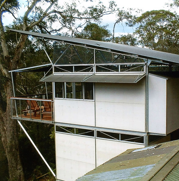 NRMA INSURANCE HIA NSW Housing Awards - Most Innovative use of steel award