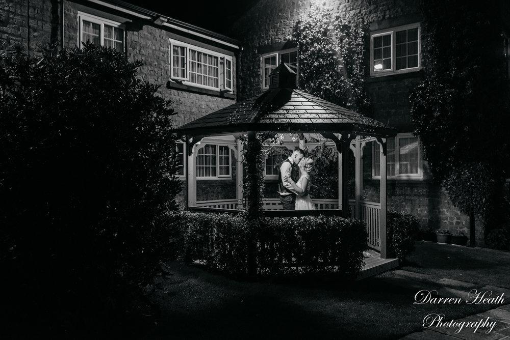 Matthew and Emma Booth Wedding Lancashire Manor