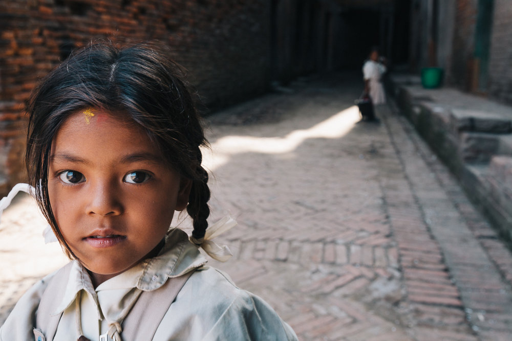 Searching for these two sisters in the aftermath of the Nepal earthquake