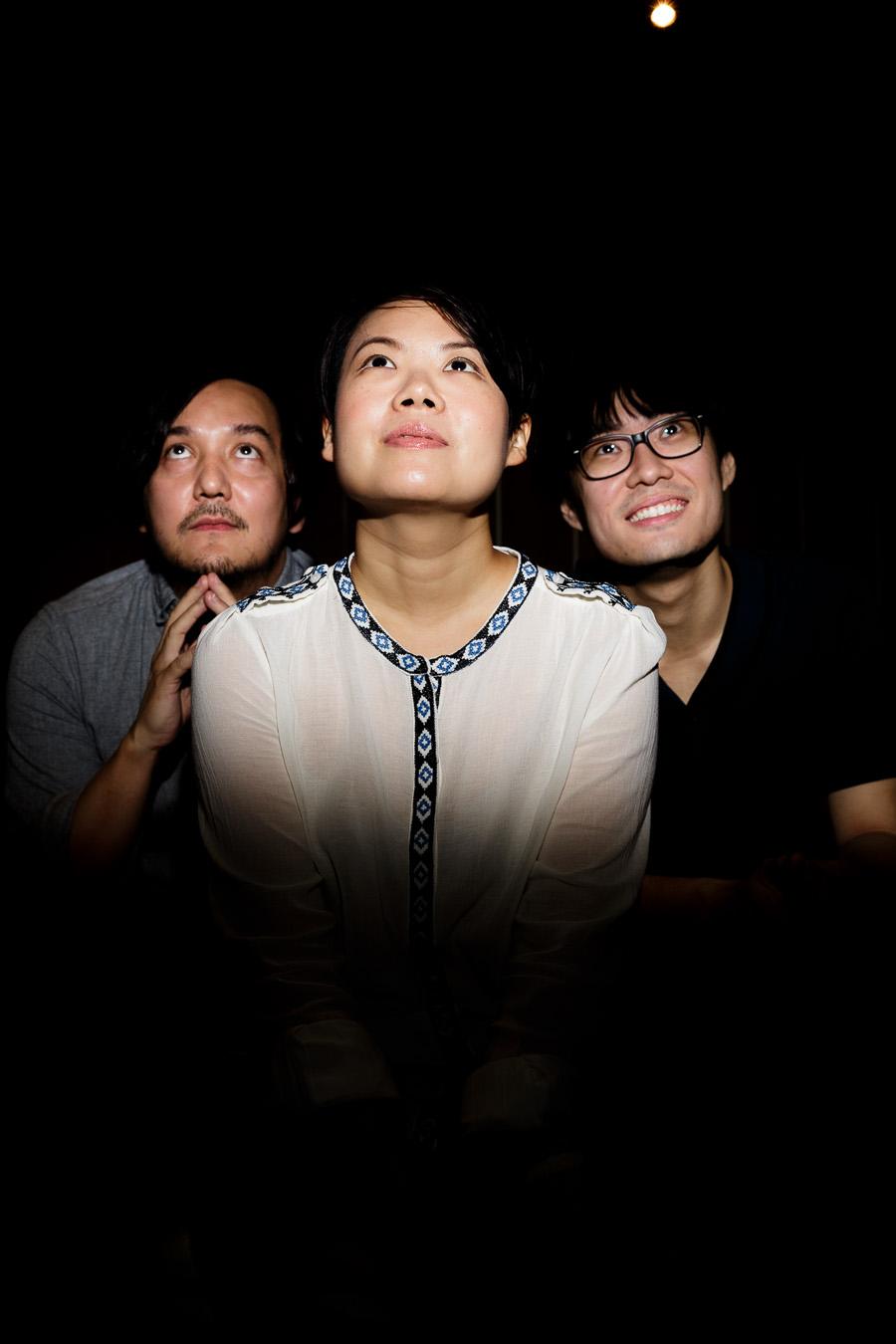 Lee Chatametikool, Anocha Suwichakornpong and Nawapol Thamrongrattanarit