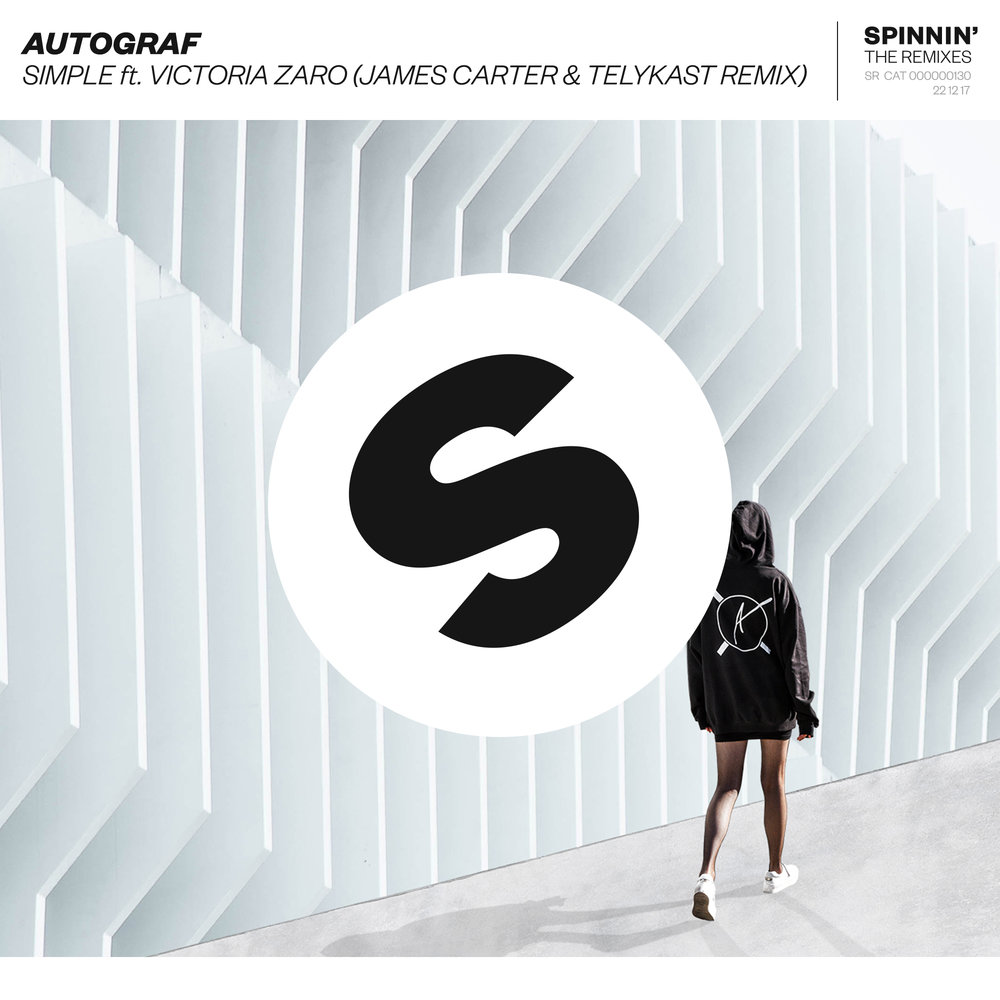 Autograf - Simple ft. Victoria Zaro (James Carter & TELYKast Remix).jpg