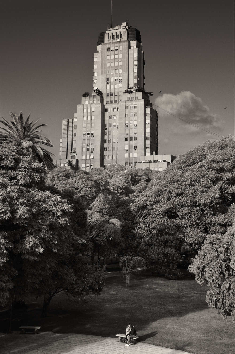 Kavanagh building, Buenos Aires, Argentina