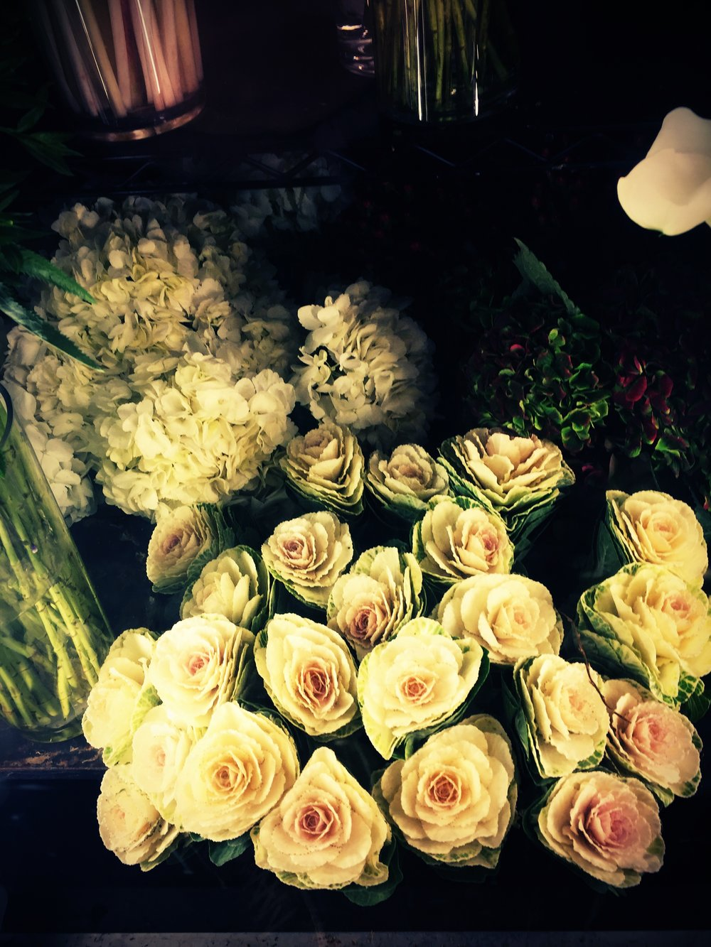Flower Market, Hotel Plaza