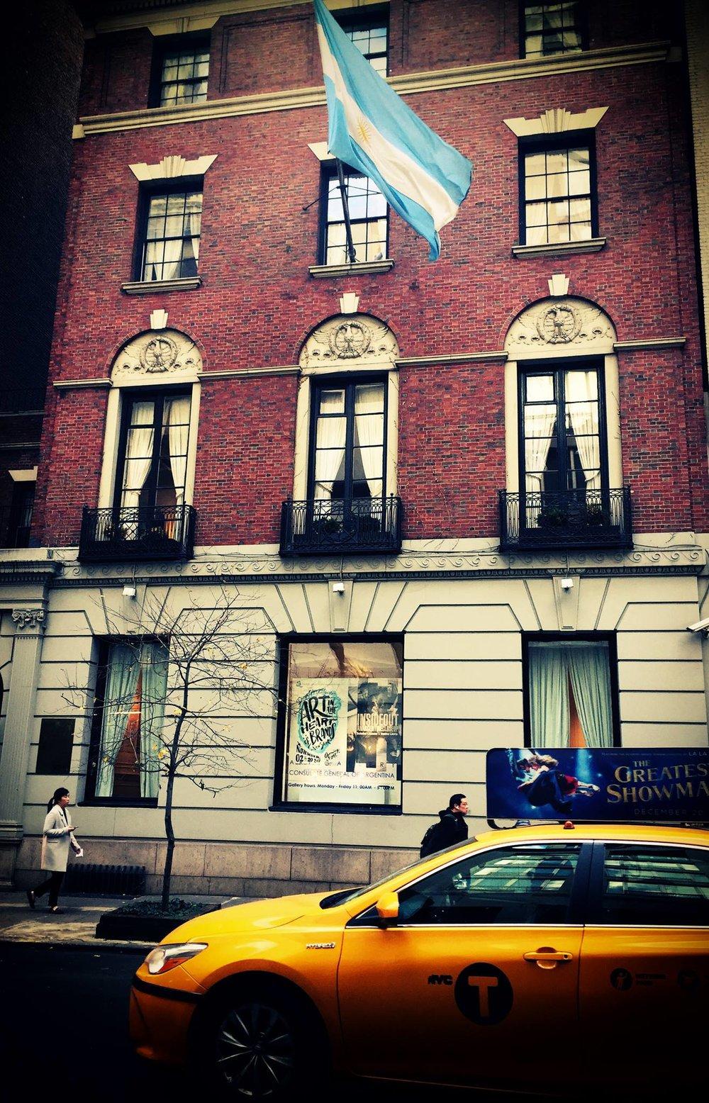 Consulado de la República Argentina en New York