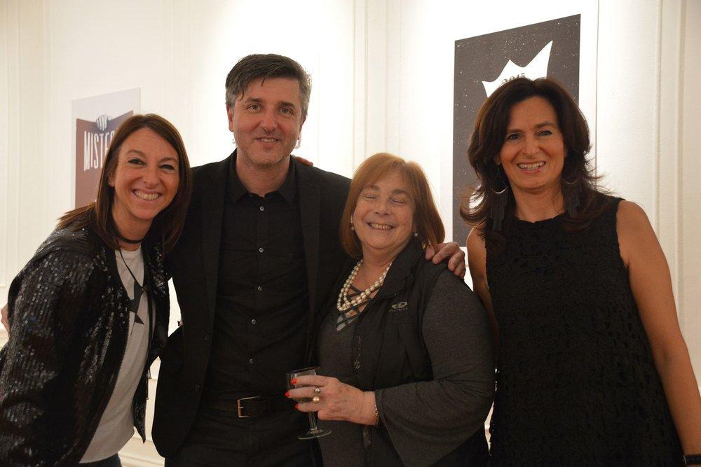 Diego Giaccone & Ines Segarra