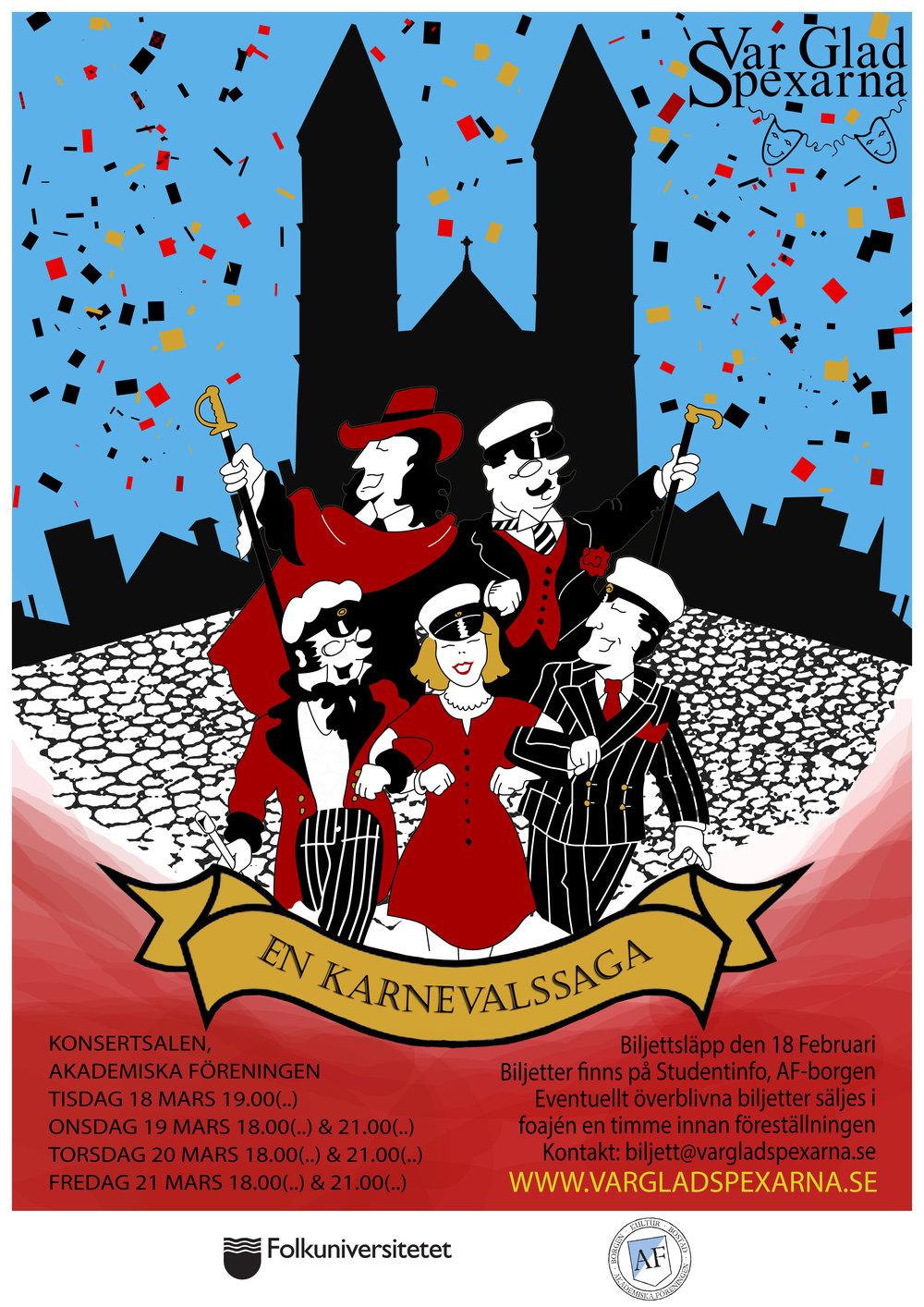 En Karnevalsaga Färdig Affisch.jpg