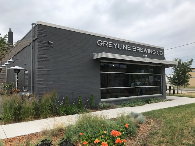 GREYLINE BREWING COMPANY