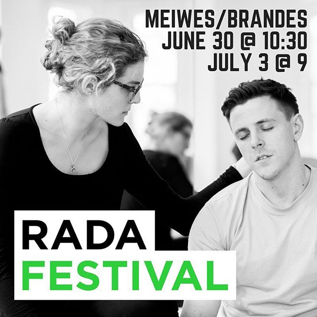 Join MEIWES/BRANDES on June 30th for an intimate late-night performance at @sanctumsohohotel, complete with happy hour priced drinks and rock-n-roll vibes, all in the heart of SoHo! It's gonna be a dark night out at #RADAFest.  TICKETS: ow.ly/xyvF30kCH1i